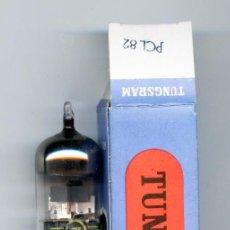 Radios antiguas: PCL82 / TUNGSRAM / VALVULA ( ELECTRONIC TUBE ) ( NOS BOXED ). Lote 89705939