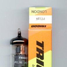 Radios antiguas: PCL86 / TRIGON / VALVULA ( ELECTRONIC TUBE ) ( NOS BOXED ). Lote 88832100