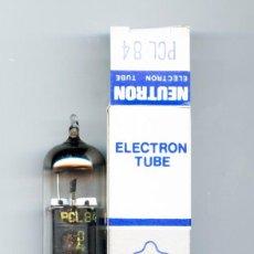 Radios antiguas: PCL84 / NEUTRON / VALVULA ( ELECTRONIC TUBE ) ( NOS BOXED ). Lote 88832524