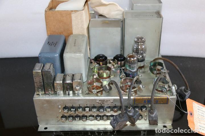 AMPLIFICADOR DE CONTROL (AMPLIFIER MOTOR FIELD CONTROL) (Radios, Gramófonos, Grabadoras y Otros - Repuestos y Lámparas a Válvulas)