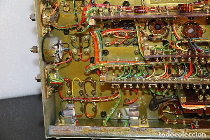 Radios antiguas: AMPLIFICADOR DE CONTROL (AMPLIFIER MOTOR FIELD CONTROL) - Foto 4 - 89598416