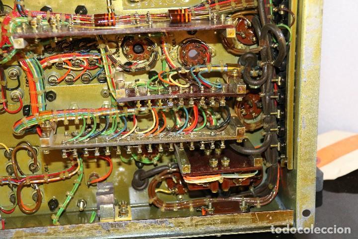 Radios antiguas: AMPLIFICADOR DE CONTROL (AMPLIFIER MOTOR FIELD CONTROL) - Foto 5 - 89598416