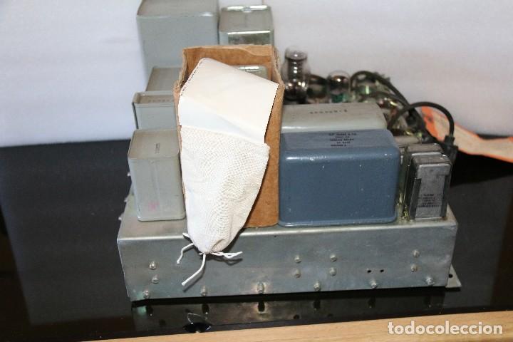 Radios antiguas: AMPLIFICADOR DE CONTROL (AMPLIFIER MOTOR FIELD CONTROL) - Foto 8 - 89598416