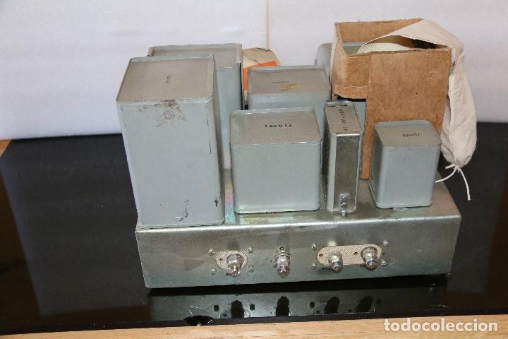 Radios antiguas: AMPLIFICADOR DE CONTROL (AMPLIFIER MOTOR FIELD CONTROL) - Foto 9 - 89598416