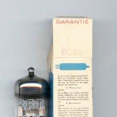Radios antiguas: EC86 / RFT / VALVULA ( ELECTRONIC TUBE ) ( NOS BOXED ) . Lote 90211412