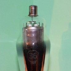 Radios antiguas: 36 - ZENITH VALVULA ( ELECTRONIC TUBE ) TETRODO ( NOS ) TESTED. Lote 93337690
