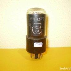 Radios antiguas: VALVULA 12SA7GT-12SA7-PHILIPS-USADA- TESTADA.. Lote 94687907