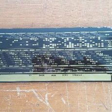 Radios antiguas: CRISTAL DIAL RADIO ANTIGUA. LOEWE OPTA APOLLO.. Lote 154027690