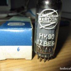 Rádios antigos: VÁLVULA 12BE6=HK90 NUEVA. Lote 257528085
