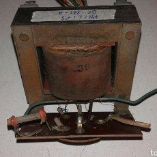 Radios antiguas: TRANSFORMADOR DE RADIO PHILIPSBF331A. Lote 98375722