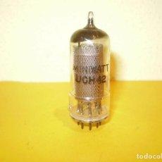Rádios antigos: 1 X UCH42-MINIWATT - USADA Y TESTADA.. Lote 262759965