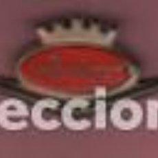 Radios antiguas: CHAPA O PLACA DEL RADIO INTER - ES DE LATÓN . Lote 100464019