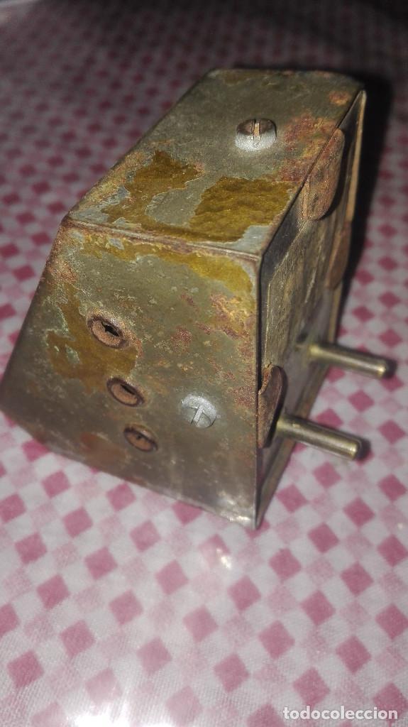 Radios antiguas: elevador-rectificador radio antigua - Foto 3 - 100735927