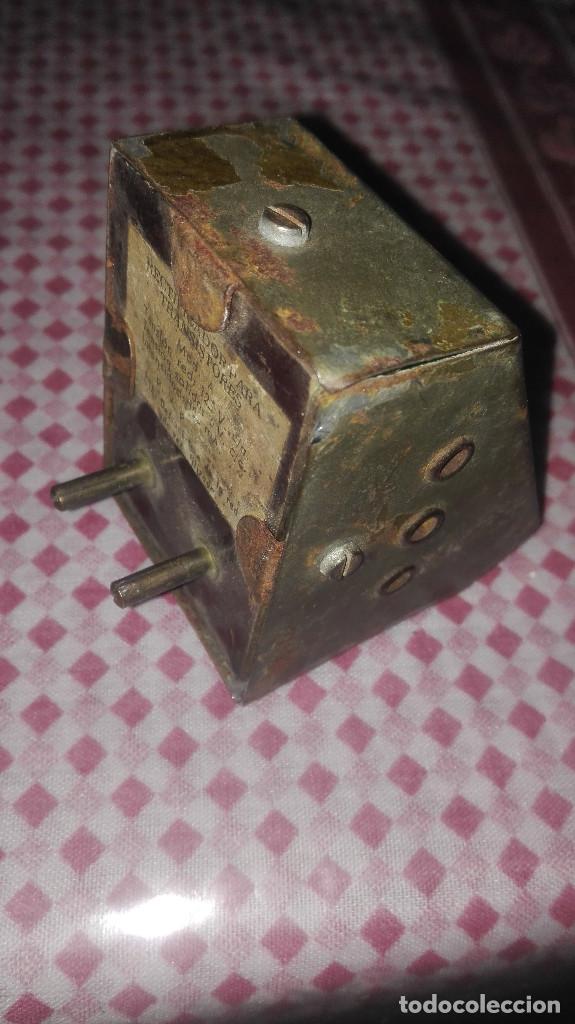 Radios antiguas: elevador-rectificador radio antigua - Foto 4 - 100735927