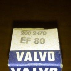 Radios antiguas: VÁLVULA EF80 - VALVO - NOS -. Lote 101211607