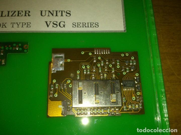 Radios antiguas: Expositor de ecualizadores - Foto 4 - 101849595