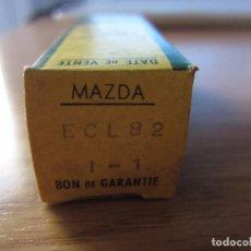 Radios antiguas: VÁLVULA ECL82 NUEVA. Lote 262887570