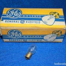 Radios antiguas: GENERAL ELECTRIC -LAMPARA DIAL PARA RADIO 6,3 V- 0,8 A . Lote 118600902