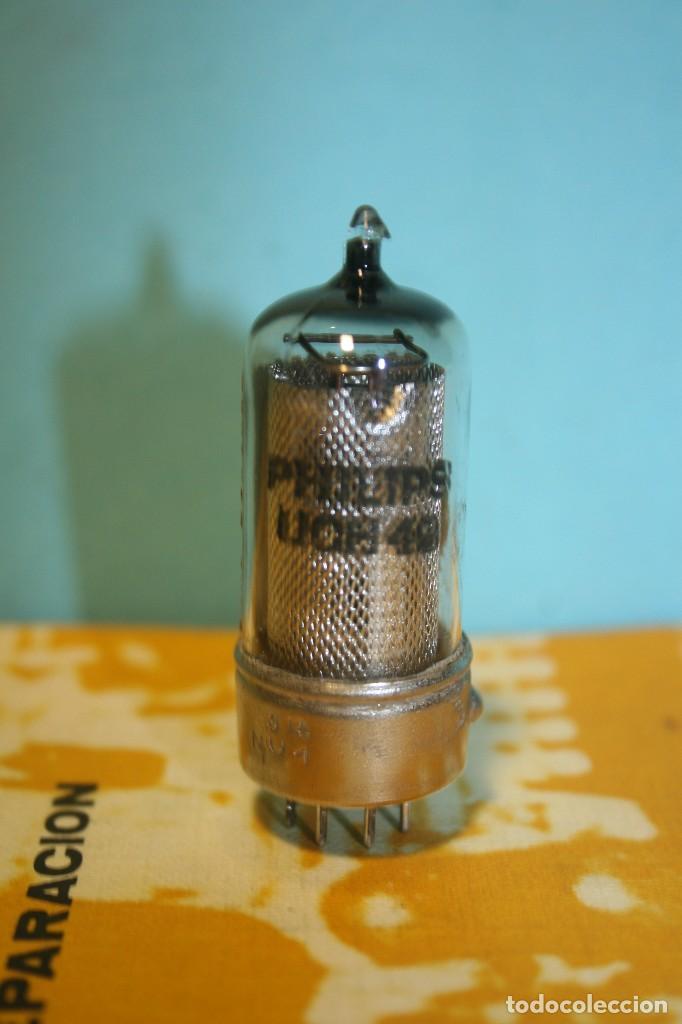 VALVULA UCH42. (Radios, Gramófonos, Grabadoras y Otros - Repuestos y Lámparas a Válvulas)