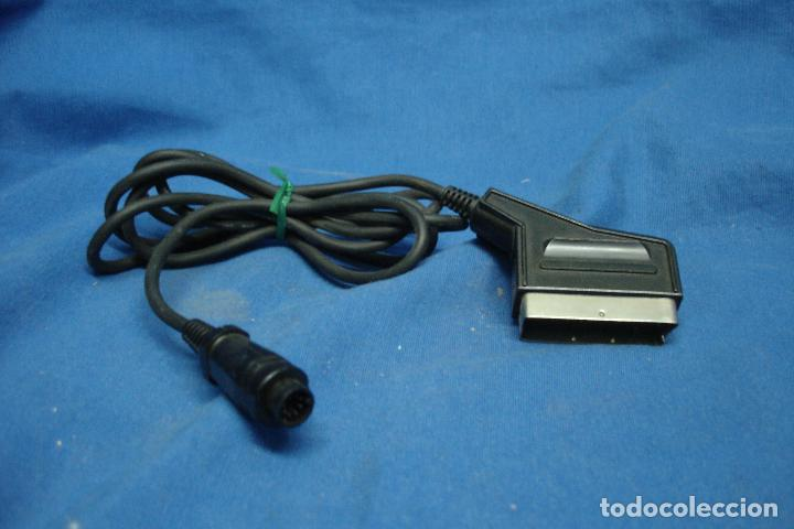CABLE SUPER-VIDEO A EUROCONECTOR (Radios, Gramófonos, Grabadoras y Otros - Repuestos y Lámparas a Válvulas)
