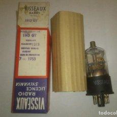Radios antiguas: VÁLVULA 1H5 GT - 1H5GT - VISSEAUX - NOS - NUEVA. Lote 108986171
