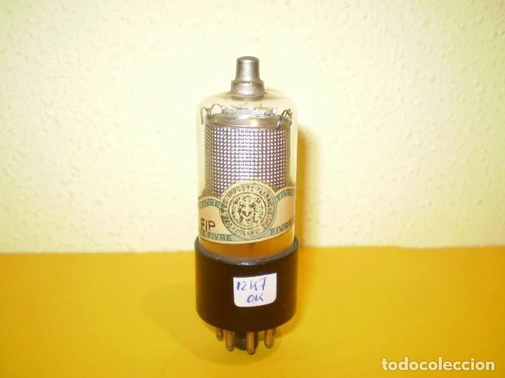 VALVULA 12K7GT-12K7-FIVRE- USADA TESTADA.. (Radios, Gramófonos, Grabadoras y Otros - Repuestos y Lámparas a Válvulas)