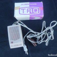 Radios antiguas: ALIMENTADOR T R Q 125-220 V AÑOS 70. Lote 111622875