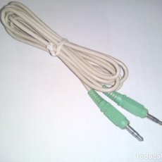 Radios antiguas: CABLE JACK 3. 5 A JACK 3. 5 STEREO 2 M. Lote 111926223