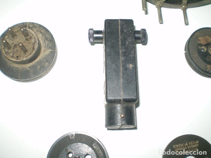 Radios antiguas: 7 X ANTIGUAS BOBINAS DE RADIO DE LOS AÑOS 20-LOTE 4 - Foto 5 - 112378191