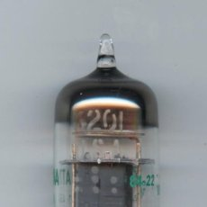Radios antiguas: 6201 - GENERAL ELECTRIC VALVULA ( ELECTRONIC TUBE ) ( NOS ) TESTED. Lote 112459535