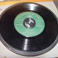 Radios antiguas: ADAPTADOR CENTRADOR PARA DISPOS SINGLES Y EP DE 45 RPM....SANNA. Lote 115340620
