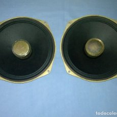 Radios antiguas: PAREJA DE ALTAVOCES. Lote 115300479