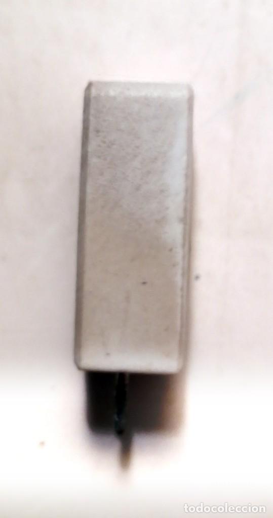 Radios antiguas: ANTIGUA RESISTENCIA CERAMICA VERTICAL RWR 2WJ 2R7 Y.J.C NOS - Foto 4 - 116191307