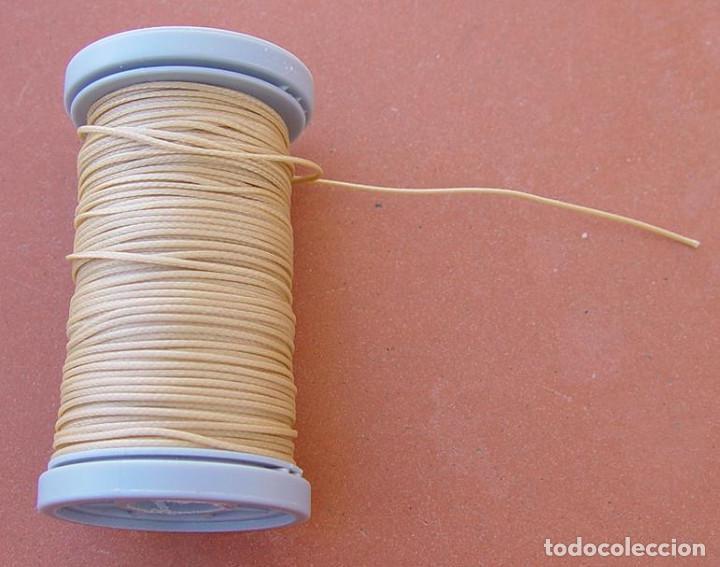 Radios antiguas: Cuerda para Dial de radio 2,5 Metros, 0,7 mm de diametro....sanna - Foto 2 - 174561097