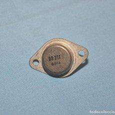 Radios antiguas: PAREJA DE TRANSISTORES BD311 - BD312. Lote 116730743