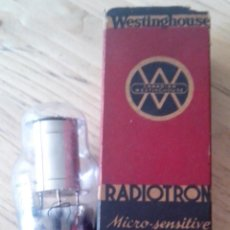 Radios antiguas: LAMPARA RADIO VALVULA - VR150 WESTINGHOUSE - NUEVA. Lote 118764471