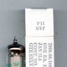 Radios antiguas: 1L4 - DF92 SYLVANIA VALVULAS ( ELECTRONIC TUBES ) UNIDAD. Lote 118915463