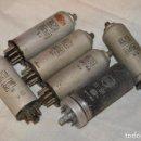 Radios antiguas: ANTIGUO Y VINTAGE - LOTE DE 6 VÁLVULAS - MAZDA - 6M7MG / 607MG / EF55 - HAZME UNA OFERTA. Lote 119232815