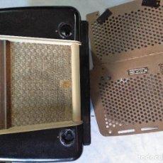 Radios antiguas: CARCASA COMPLETA DE RADIO PHILIPS BX 307 U. Lote 125034291