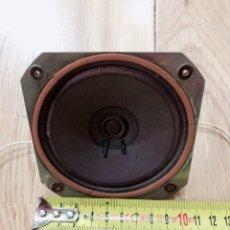 Radios antiguas: ALTAVOZ DE RADIO CASSETTE MARCA GRONINGEN. Lote 125141804