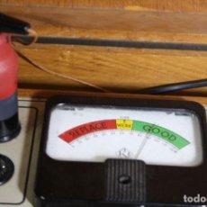 Radios antiguas: UCH4 TEST OK. Lote 126243251