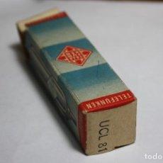 Radios antiguas: UCL81 NUE TELEFUNKEN. Lote 126243975