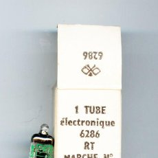 Radios antiguas: 6286 - RT ( ELECTRONIC TUBE ) MINIATURE - UNIDAD . Lote 127242535