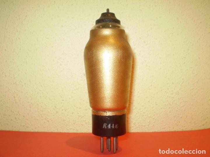 VALVULA E446 USADA Y PROBADA. (Radios, Gramófonos, Grabadoras y Otros - Repuestos y Lámparas a Válvulas)