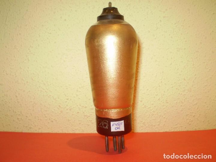 VALVULA E452T USADA Y PROBADA. (Radios, Gramófonos, Grabadoras y Otros - Repuestos y Lámparas a Válvulas)