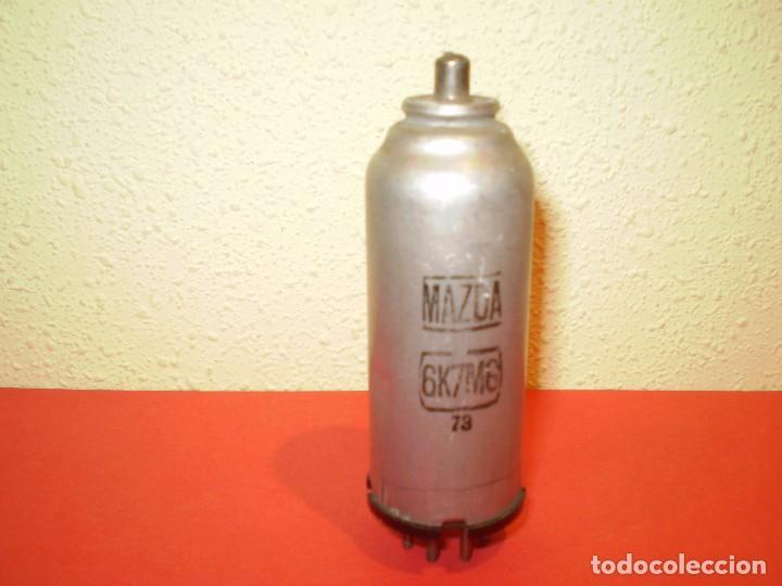 VALVULA 6K7MG-6K7G-6K7 MAZDA USADA Y PROBADA. (Radios, Gramófonos, Grabadoras y Otros - Repuestos y Lámparas a Válvulas)
