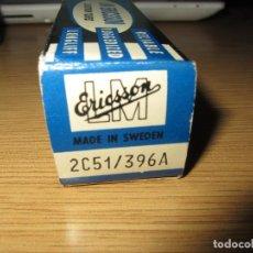 Radios antiguas: VALVULA 2C51=396A NUEVA. Lote 130252642