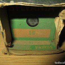 Radios antiguas: VALVULA 18 NUEVA. Lote 130252718