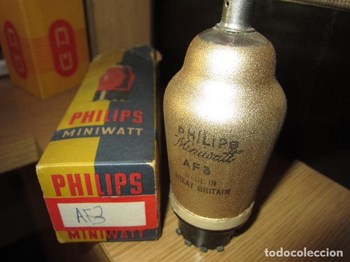 VALVULA AF3 NUEVA (Radios, Gramófonos, Grabadoras y Otros - Repuestos y Lámparas a Válvulas)
