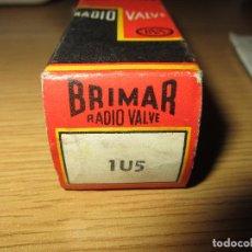 Radios antiguas: VALVULA 1U5=DAF92 NUEVA. Lote 130259806